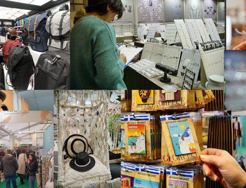 Ολοκληρώθηκαν οι Εκθέσεις Τουριστικών Ειδών, Δώρων, Λαϊκής Τέχνης, Μόδας & Αξεσουάρ σε Κρήτη, Ρόδο, Κέρκυρα & Θεσσαλονίκη!